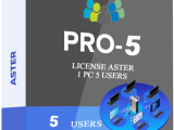 ASTER PRO 5 USERS